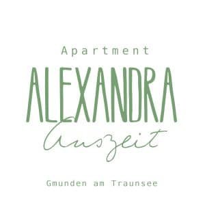 Logo Apartment Alexandra Gmunden am Traunsee